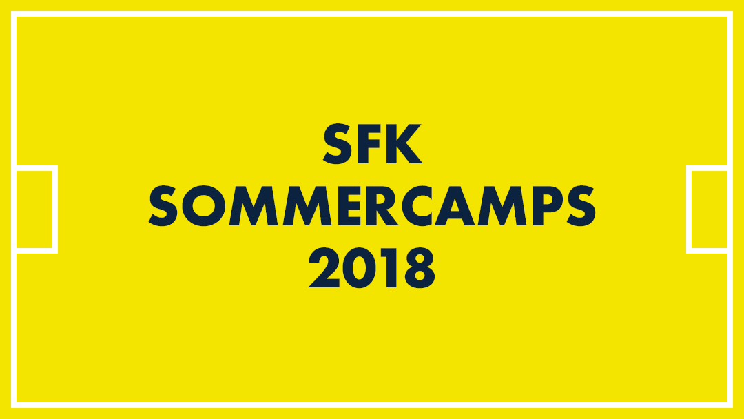 SFK Sommercamps 2018