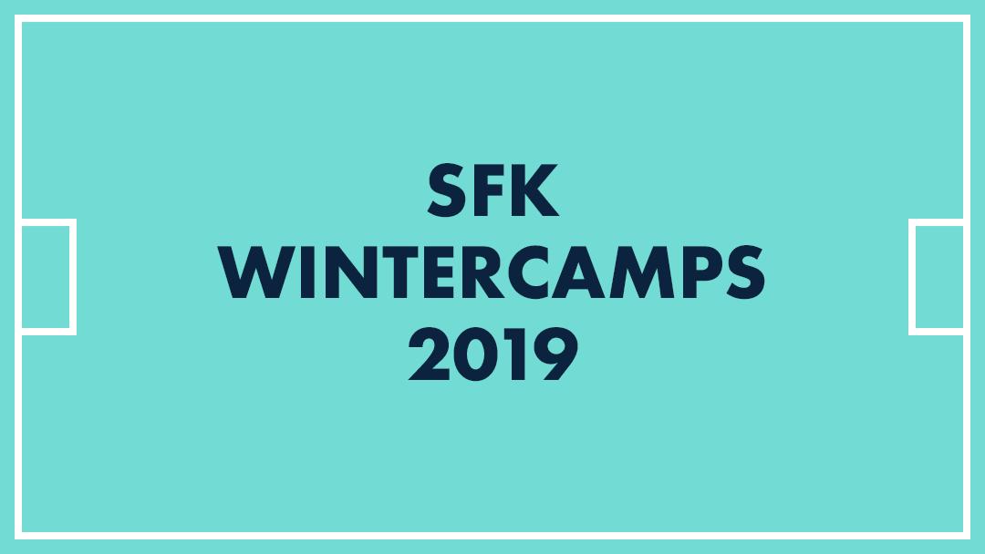 SFK Wintercamps 2019