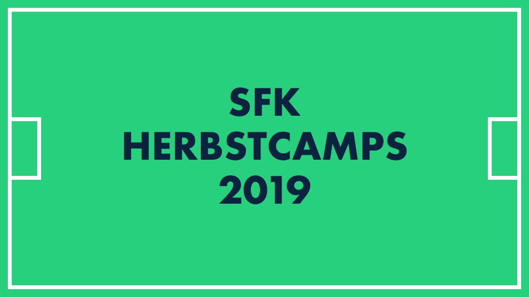 SFK Herbstcamps 2019