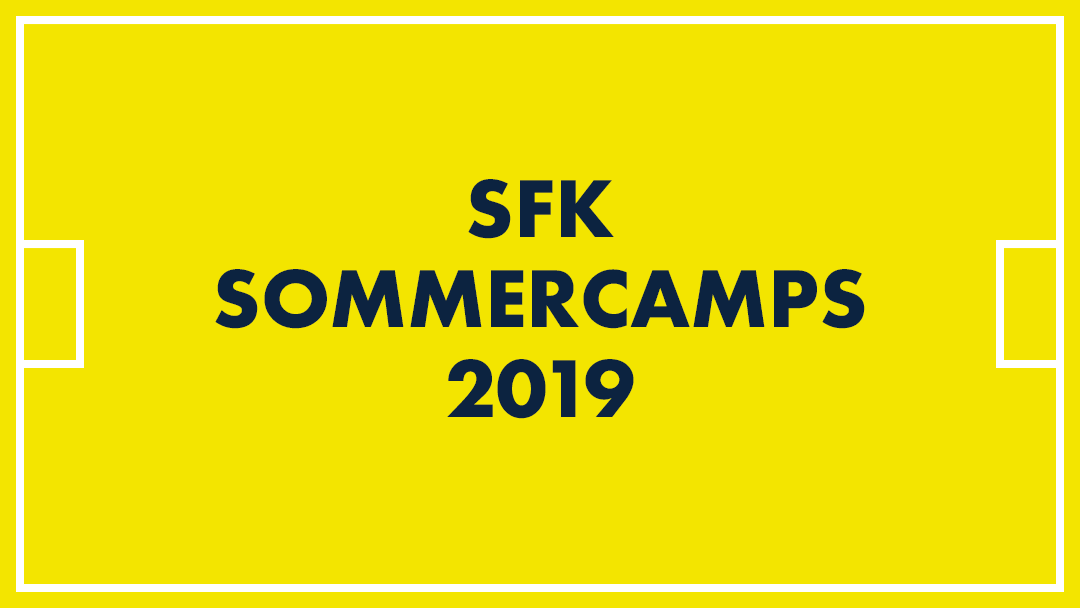 SFK Sommercamps 2019