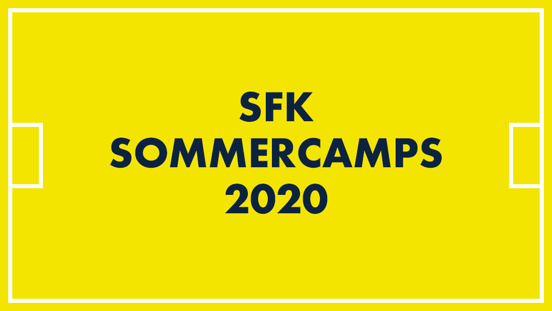 SFK Sommercamps 2020