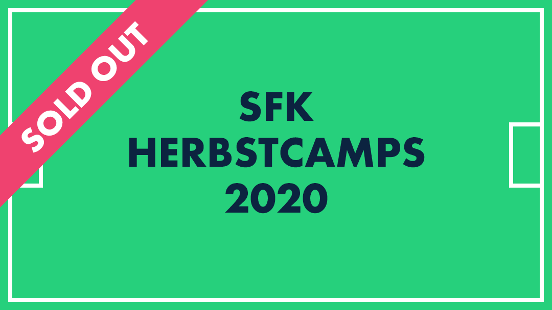 SFK Herbstcamps 2020