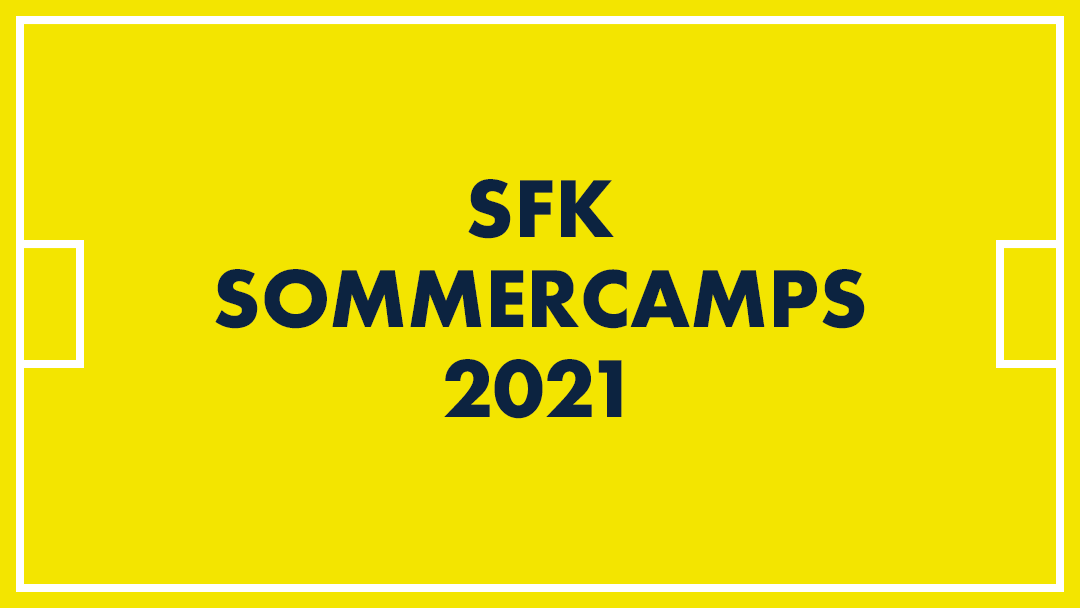 SFK Sommercamps 2021